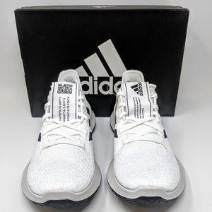 ADIDAS white SenseBounce running sneaker shoe